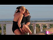 Stunning Lesbian Cuties in Outdoor sex - Viv Thomas HD
