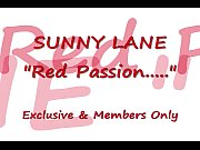 sunny red pasion