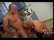 shaved studs sucking cock