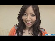 ayane okura spreads legs for her man to.