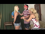 His cute blonde girl involved into family 3some view on xvideos.com tube online.