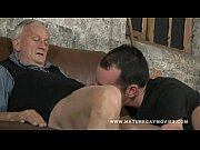 Picture Hot young lad gets fucked by mature daddy