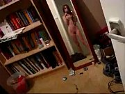 Webcam girl going crazy -...