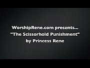 the scissorhold punishment
