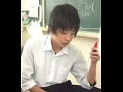 Japanese boy onany
