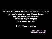 Lelu Love-WEBCAM: St Patty Outfit Vibrator Masturbation - WatchPornCams.com
