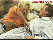 blonde mature having good sex