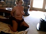 mature wife rides her black boyfriend&#039_s.