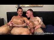 Sexy men Sergio Valen Fucks Dallas Carson