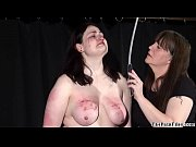 amateur bdsm and extreme lesbian domination of chubby.
