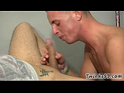 gay cumshot video ryan loves that long uncut cock