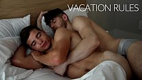 NextDoorRaw Waking Up to a Bareback 3Some!