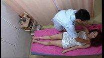 Amazely Sexy Asian Girl Gets Excited in Massage...