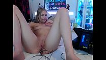find6.xyz cute siswet19 Fucking on live webcam Thumbnail