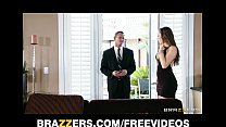 young wife dani daniels fucks her husband s business partner