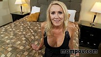 blonde milf gets a facial porn videos