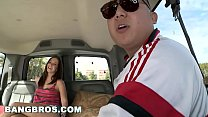 BANGBROS - Fresh Off The BangBus with Jada Stevens and Eddie Huang