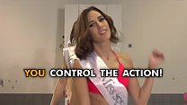 Beauty contestant Tiffany Tatum is willing to fuck her way to success POV Thumbnail