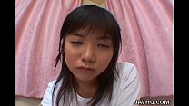 Young And Shy Japanese Teens Is Giving A Perfect Blowjob