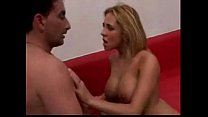 hot Blonde chick fucks an argentinian stud /100...