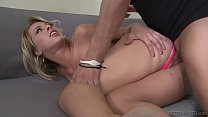zoey monroe rough fucked blonde anal slut