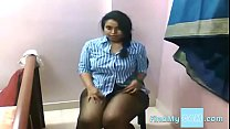 Busty Indian Lily expose her Boobs, Sexy Ass o... Thumbnail