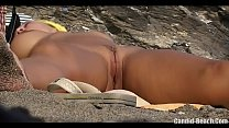 Hot Shaved Pussy Nudist Milfs Beach Voyeur HD V...