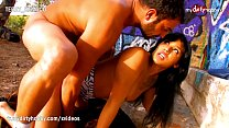 My Dirty Hobby - Gorgeous French teen fucked ou...