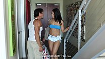 Passion-HD - Adriana Chechik begs for guys dick... Thumbnail