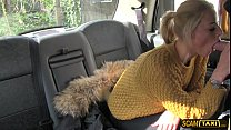 Damn sexy Dutch lady tries anal sex in taxi to ... Thumbnail