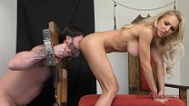 mistress alix lynx ass worship and foot worship femdom