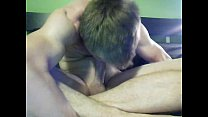Self Suck cumming in my mouth Thumbnail
