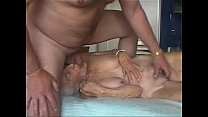 older amateur granny. old very on Facial