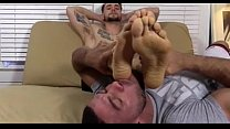 hot foot worshiping Thumbnail