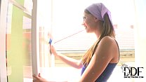 lindsey olsen gets raunchy with your stiff rod in 100 pov