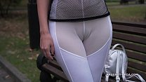 Download video bokep See-through outfit in public 3gp terbaru