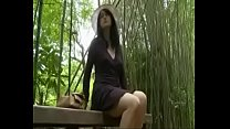 Japanese Love Story   School Girl is seduced in public toilet and fucked outside porn videos