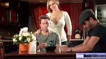 Sex Scene Action With Hot Big Juggs Wife clip-18