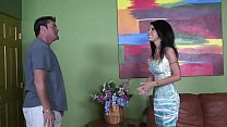 Cheating brunette MILF from ExposedCougars.com has a visitor