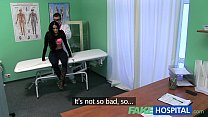 pleasure with moans patient wet hot tight Fakehospital