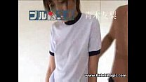 Japanese Girl Fingered and Creampied Thumbnail