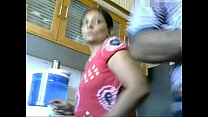 indiangirls.tk Desi Hotcouple full cam show from Kitchen