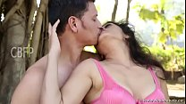 desimasala.co - Horny aunty outdoor romance wit... Thumbnail