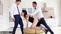 Lady Dee fucks the room service waiter and her ...