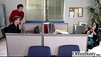 Cute Office Girl With Big Tits Get Bang Hard St...