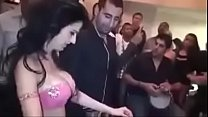 Indian girl naked sexy belly dance in party Sam...