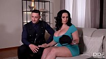 Dirty Cop Fucks the Daylights out of a Busty Su... Thumbnail