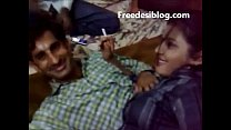 Desi Girl and Boy Enjoy in Hotel Room With Hind... Thumbnail