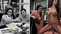 BANGBROS - Stepmom Ava Addams Threesome With Step Daughter Daisy Summers Thumbnail