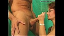 Older and lovin the cock
